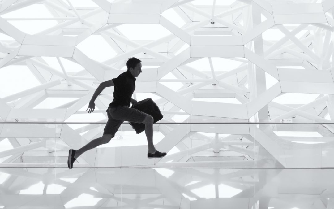 10 Tips for Staying Active During Your Work Day (#2 is Particularly Creative)