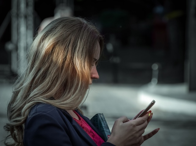 Preventing Text Neck Syndrome
