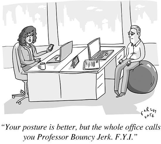 10 Hilarious Cartoons About Ergonomics