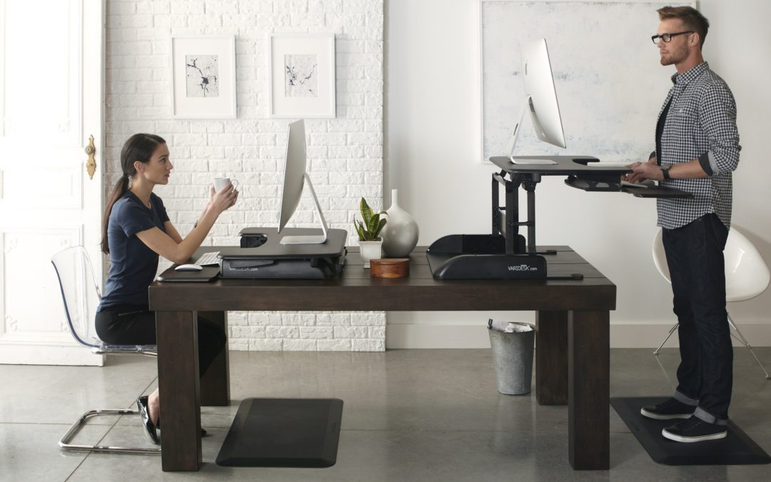 Sit-Stand Workstation: Varidesk Product Review